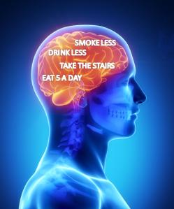 brain with nudge ideas