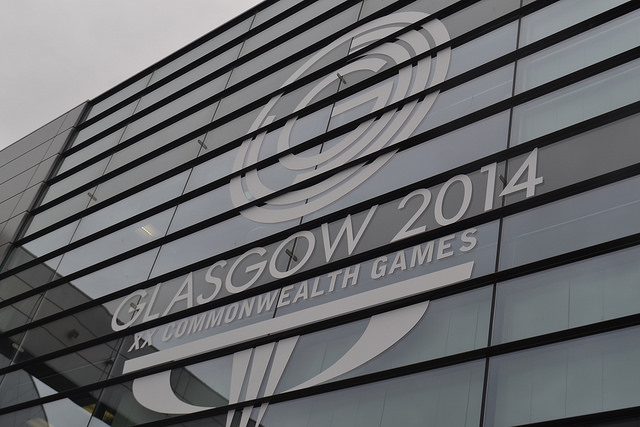 Commonwealth Games building