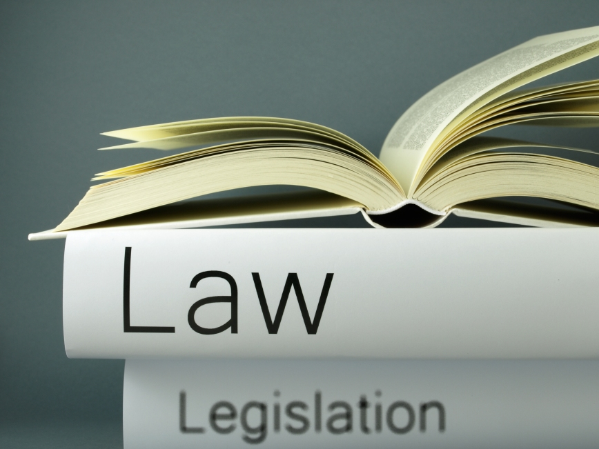 Law and Legislation shutterstock_90378226