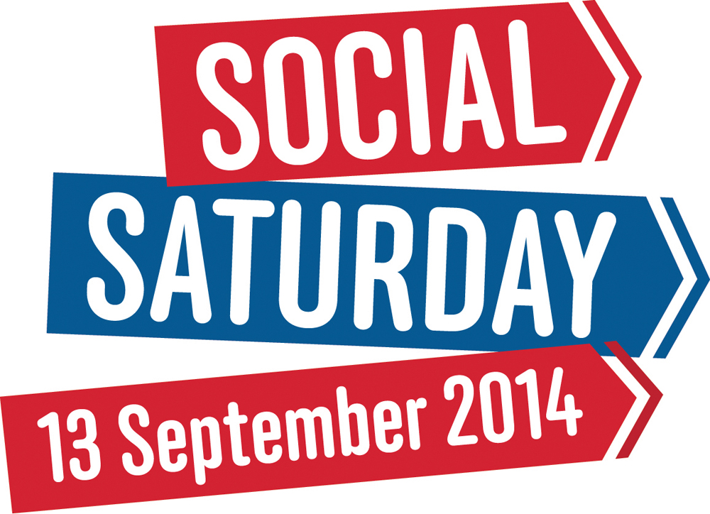 social saturday 13 september 2014