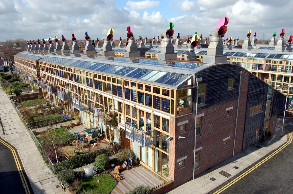 Eco housing development
