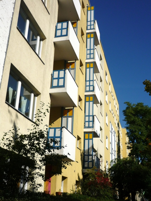 Berlin Housing (Photograph: James Carson)