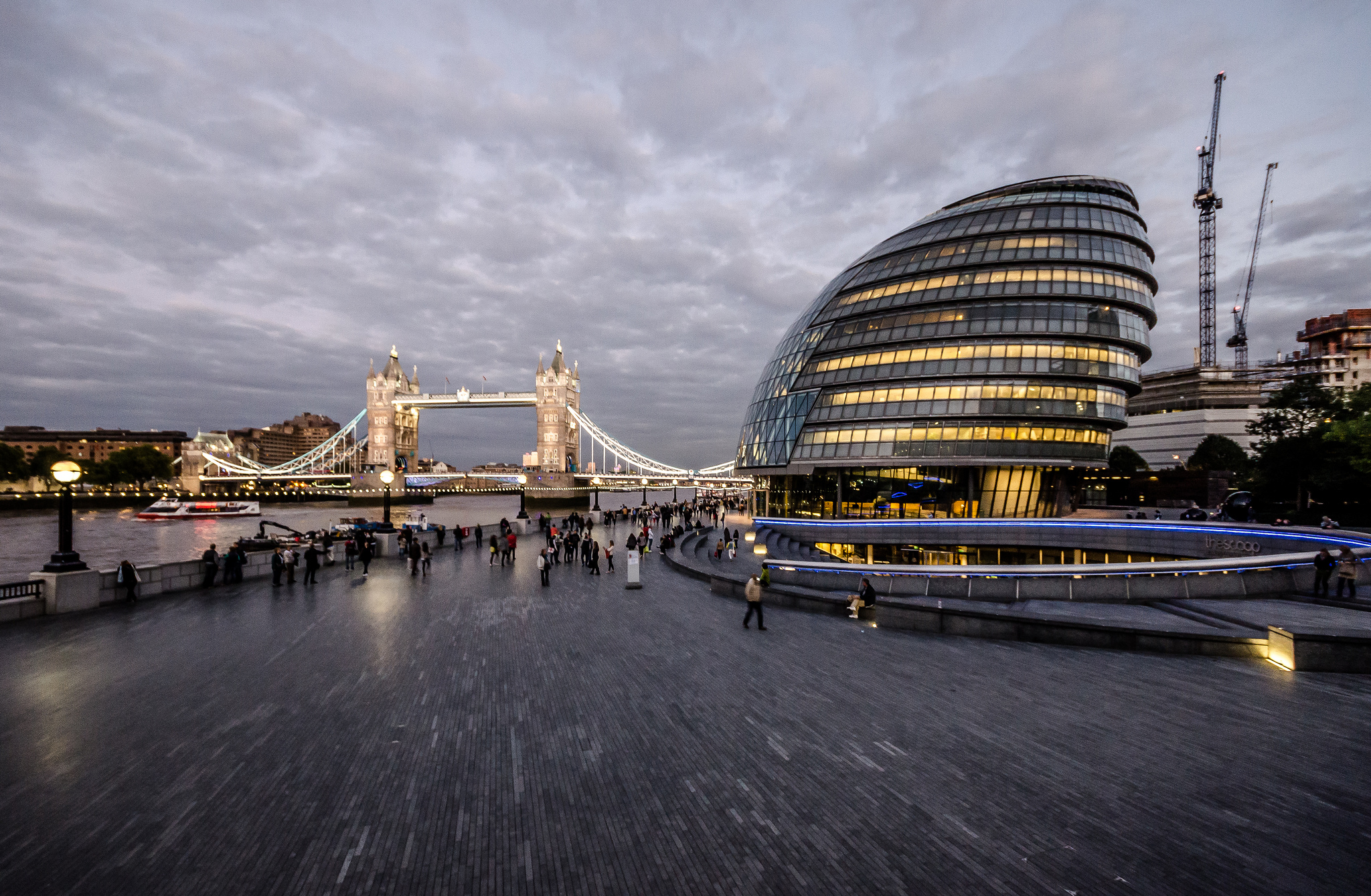 Image of City Hall, London