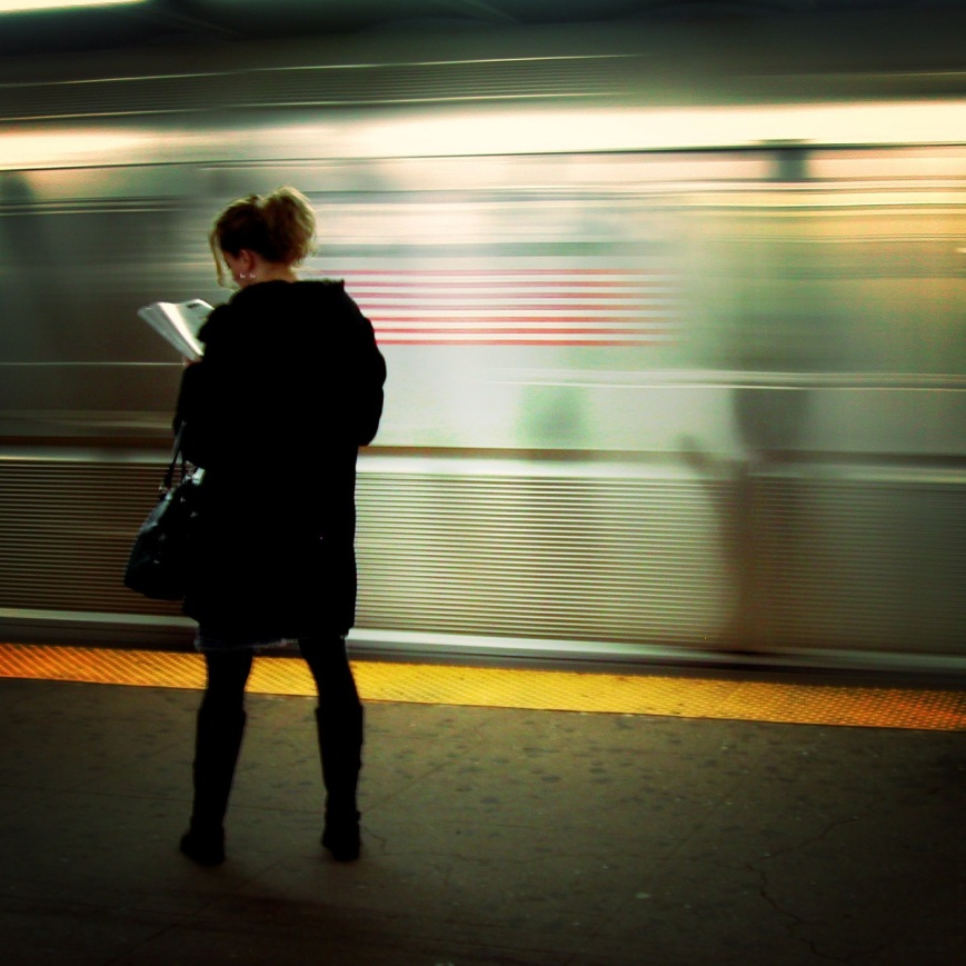 platform reading