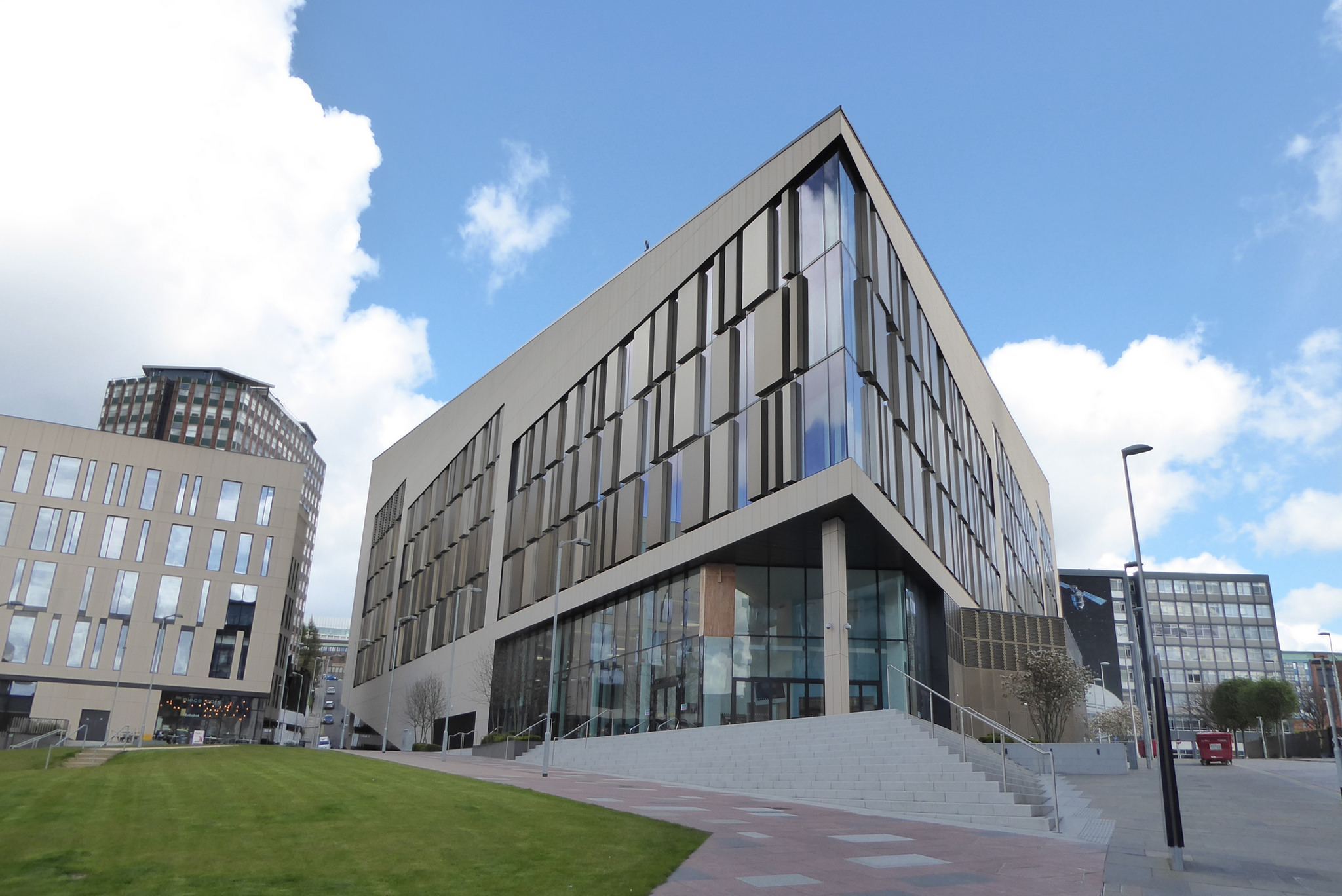The Technology Innovation Centre, Strathclyde University