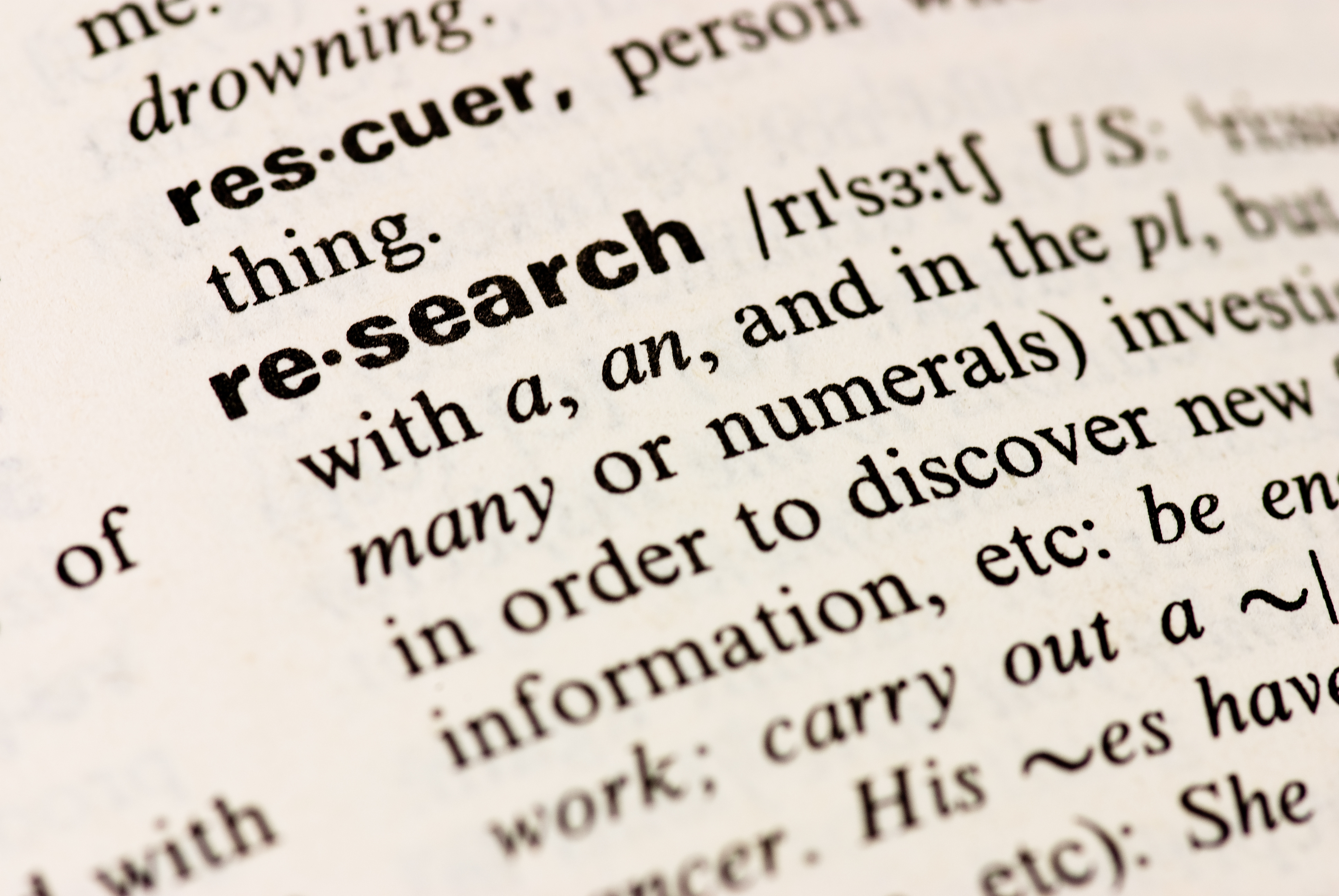 How to establish whether research is quantitative or qualitative?