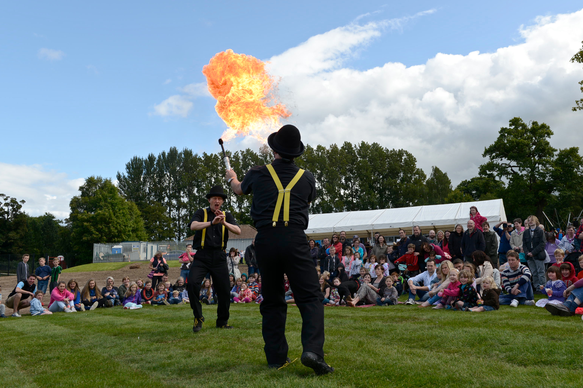 Orangefield Park Celebrations
