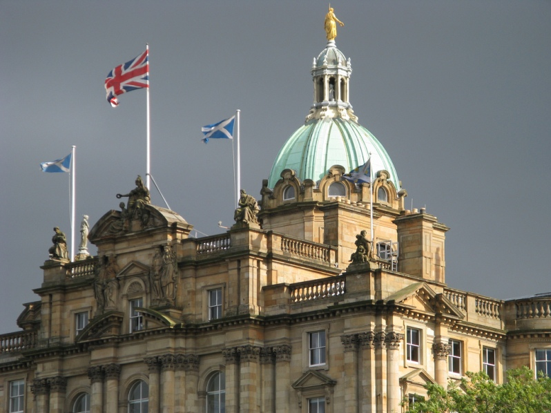 Halifax Bank of Scotland, Edinburgh