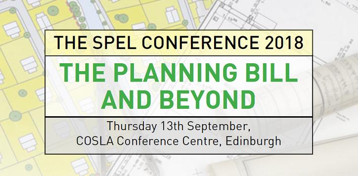SPEL Conference 2018 banner