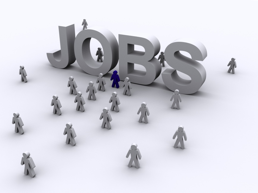 Competition for new jobs